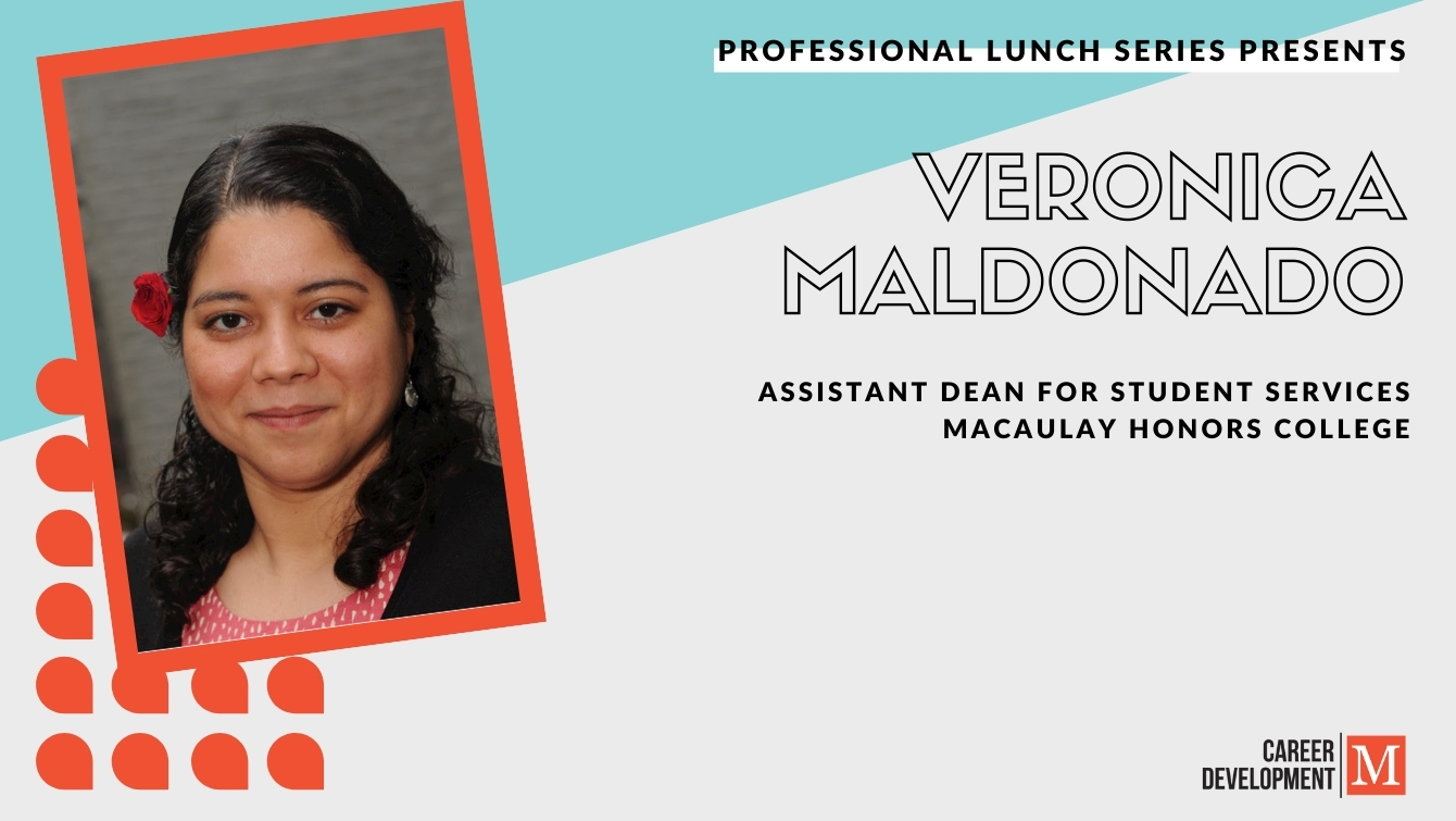 Professional Lunch Series: Higher Education